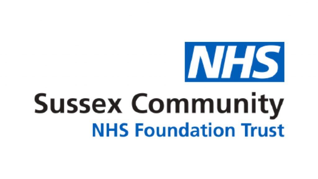 NHS Sussex Community logo